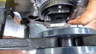 Video aula de montagem do motor 1.6 L VW Power