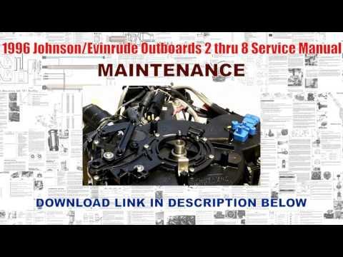 Seloc Marine Repair Guides for Evinrude Engines (Online