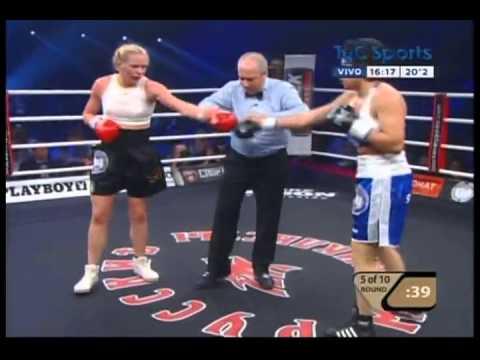Ana Laura Esteche vs Svetlana Kulakova 2014 06 01
