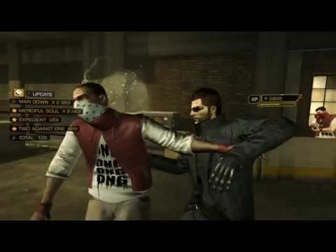 Deus Ex HR: Punch Punch Revolution 3