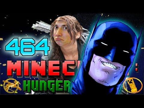 Minecraft: Hunger Games w/Mitch! Game 464 - FRIENDLIEST BATMAN OR NAAAH?