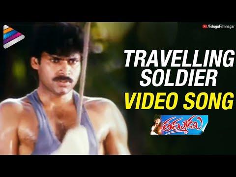 Attarintiki Daredi Pawan Kalyan Thammudu Songs - Travelling...