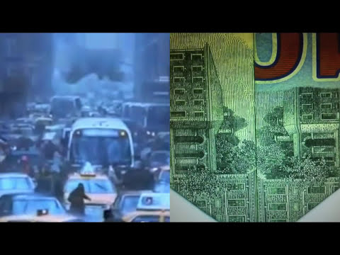 NEW $100 DOLLAR BILL:Hidden Messages. Elite NUCLEAR ATTACK AGENDA Revealed & EXPOSED