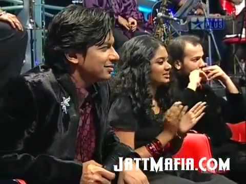 Himesh Reshammiya Medley (music Ka Maha Muqabla) Vs Shaan's Team video