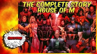 House of M (X-Men) - Complete Story