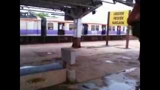 55 minutes: Mumbai Central to Vasai Road by Local Train..