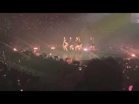 "Download FANCAM Lisa Blackpink solo stage ""Swalla""  Dance in Bangkok Encore Day 1 Mp4 baru"