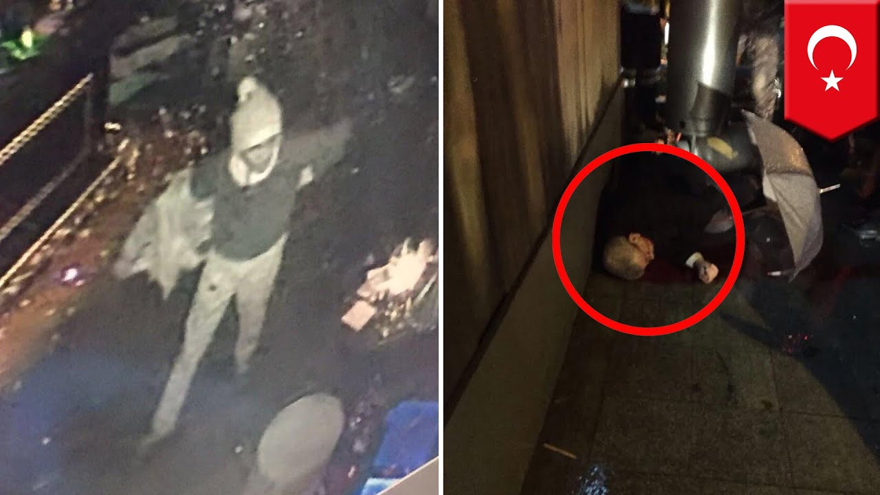 Turkey terror attack: Gunman dressed as Santa Claus kills 35 at Reina nightclub - TomoNews