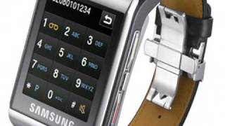 Samsung S9110 Watch Phone