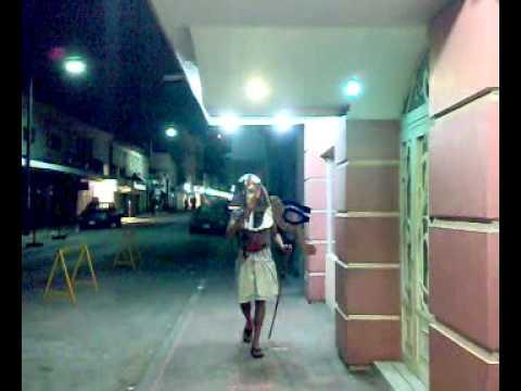 Mi Disfraz Tutankhamon Halloween 2010