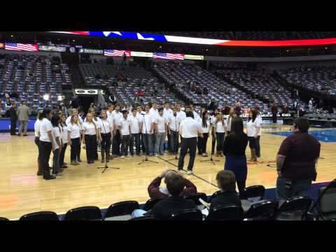 God Bless America by the Plano Senior High School Choir