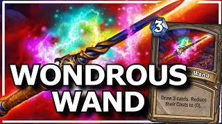 Hearthstone - Best of Wondrous Wand