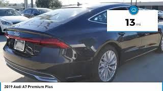 2019 Audi A7 Metairie LA N052849
