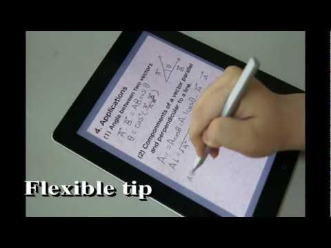 iPad2 stylus DAGi P402 Accu Pen