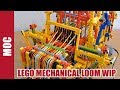 lego mechanical loom machine  Picture