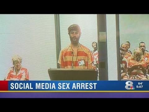 Deputies: Former military officer had sex with girl he met on app