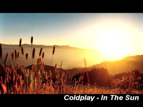 Coldplay - In The Sun