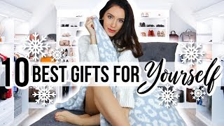 10 BEST Christmas Gifts For YOURSELF! *so good*