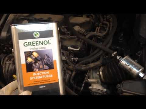 Промывка форсунок на форд фокус 2 видео