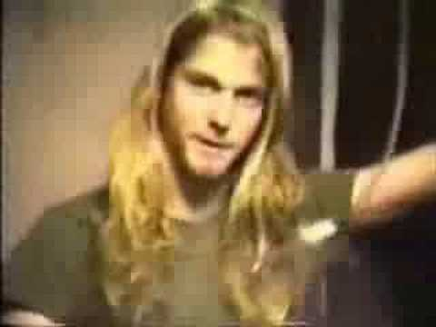 Nirvana-Mrs. Butterworth Video