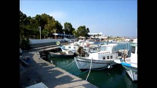 Bogaz Fishing harbour North Cyprus
