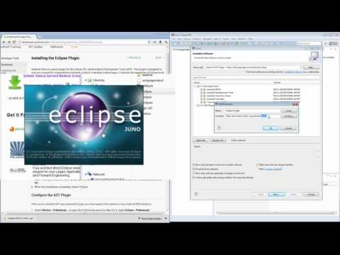 How to Setup Android Development Environment - Android SDK & Eclipse ADT Plugin