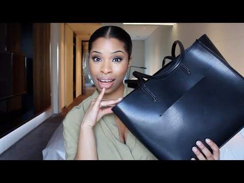 What's in my Bag + Outfit (Day to Night) | LFW Edition