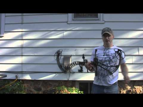 2012 Bow Review: Bowtech Insanity CPXL