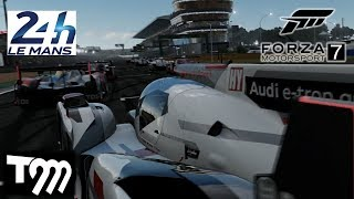 Download Lagu Forza 7 - #1 Audi R18 '12 -  LE MANS OLD MULSANNE CIRCUIT - Xbox One X Gratis STAFABAND