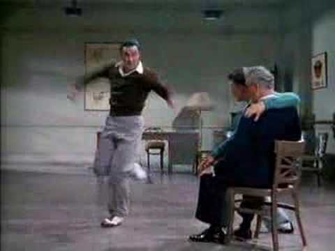 Moses Supposes, extrait de Chantons sous la pluie (1952)