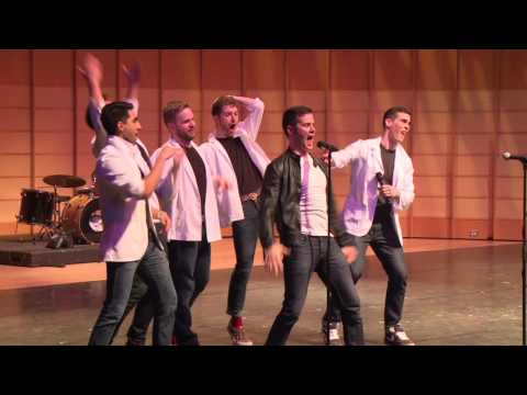 Grease: A Doc Opera (UBC MD Class of 2016)