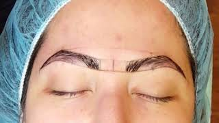 Microblading tips and tricks! My full procedure!
