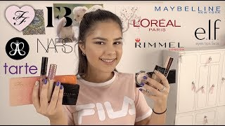 Testing Drugstore vs High End Makeup | Grace's Room