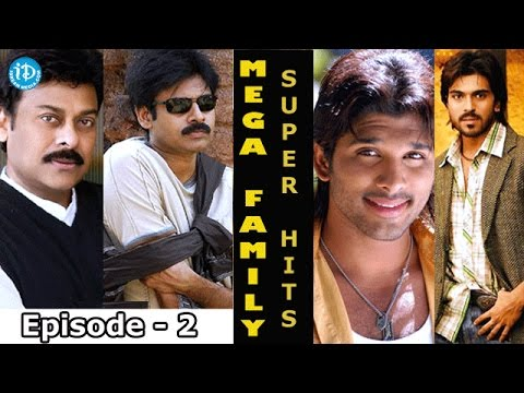 Mega Family Super Hit Songs - Pawan Kalyan, Chiranjeevi, Allu Arjun, Ram Charan video