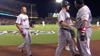 2008 ALDS Gm2: Drew's two-run homer breaks tie in 9th