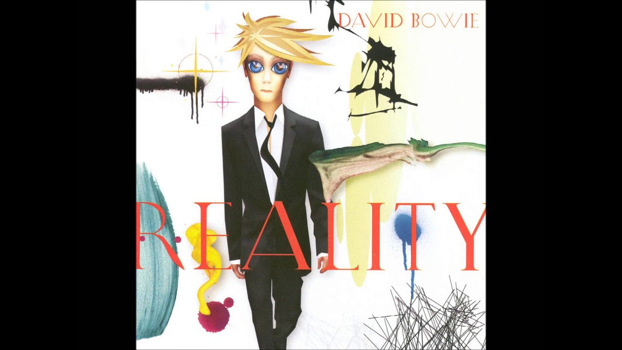 David Bowie - Fall Dog Bombs the Moon