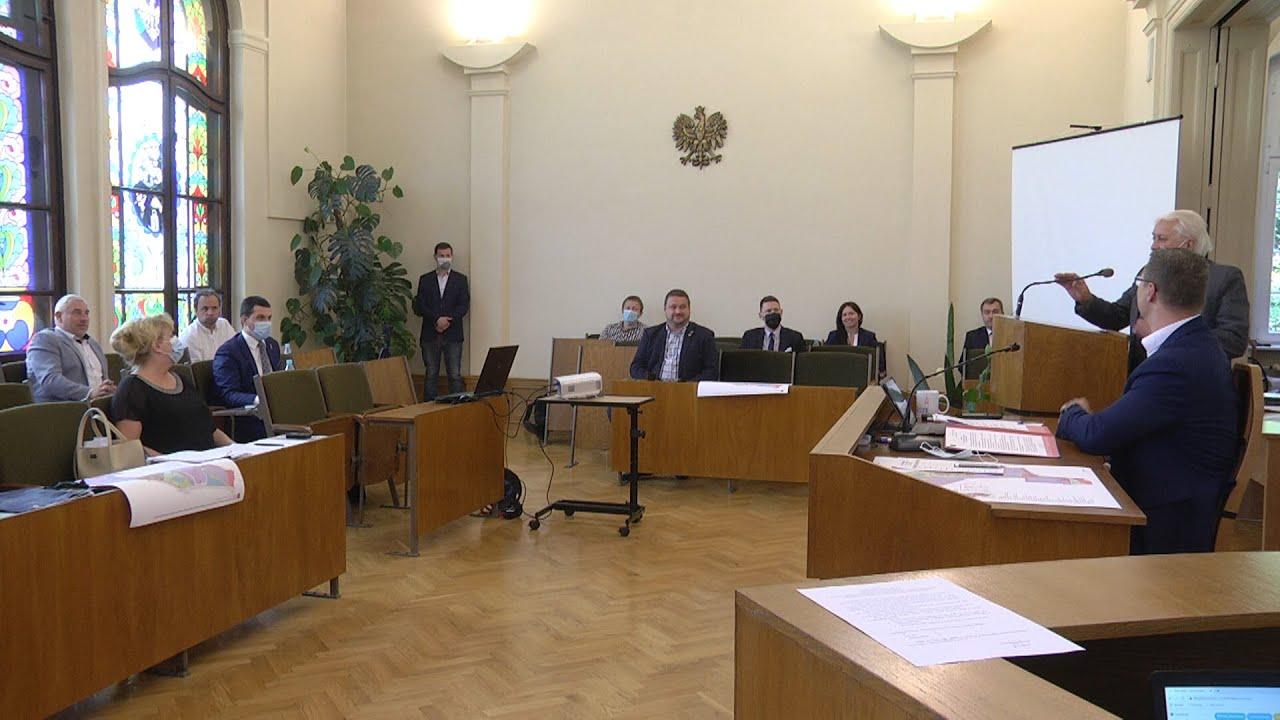 XXVIII sesja Rady Miejskiej, część I