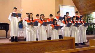Shalom, To you my friend - Hosanna Youth Choir