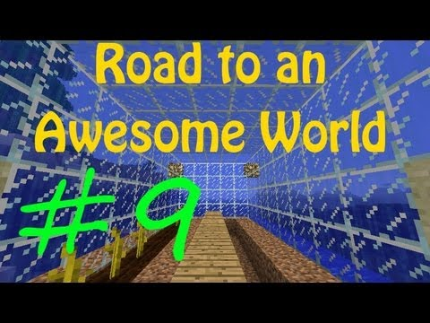 Road to an Awesome World - Episode 9 -  GIRLFRIEND COMMENTARY