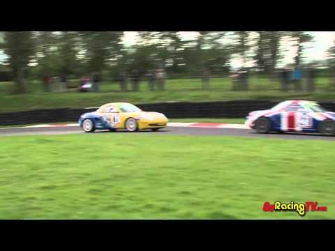 2012 Logson Group BRSCC Porsche Championship Round 3 Cadwell