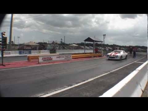 Nitrous Backfire - Troy Pirez Sr. X275 - GRAB-A-LANE.COM