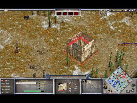 Magyar (Isis) vs TheMista (Zeus) - Age of Mythology The Titans Game 6