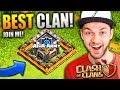 I MADE A CLAN - CHECK IT OUT! - Clash Of Clans