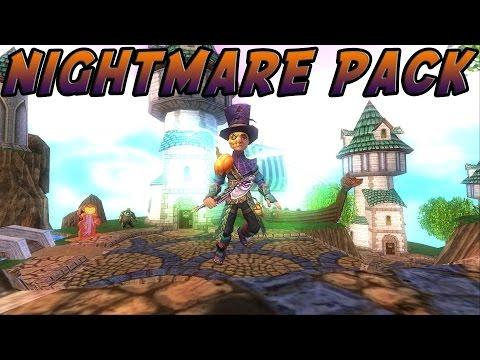Wizard101: Nightmare Pack |