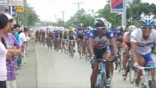 2013 Ronda Pilipinas Stage 11 Full Race
