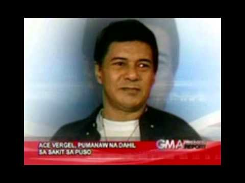 ACE VERGEL my immortality...for u idol( ching)