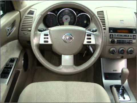 Nissan Altima Transmission >> 2006 Nissan Altima - Bowling Green KY - YouTube