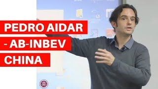 AB-Inbev and Budweiser's Clever Strategy for Beer in China - Pedro Aidar, AB-Inbev