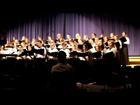 Bishop Shanahan High School Spring Concert 2013