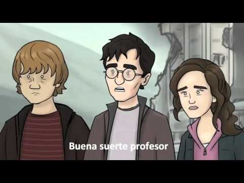 Harry Potter- Como debió terminar